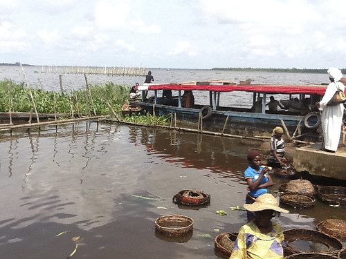 Epe Seafood Marketplace - Epe - Lagos State, Nigeria by Jujufilms