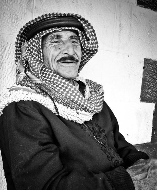 Jordanian old boy
