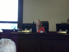 Paige Dukes, Lowndes County Clerk