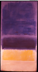 Untitled, 1950, by Mark Rothko
