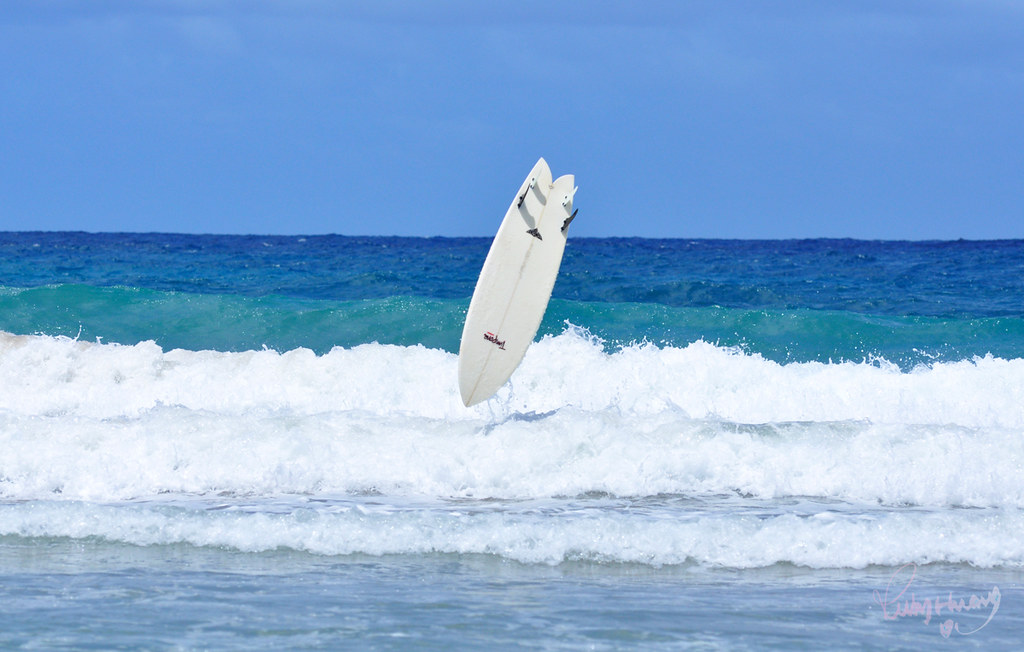 Flying Surf Board