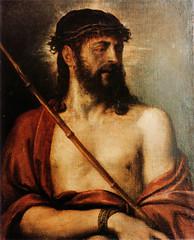 Ecce Homo, by Titian