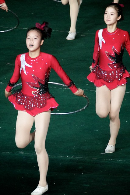 Arirang Mass Games - North Korea