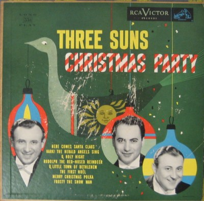 Three Suns Christmas Party
