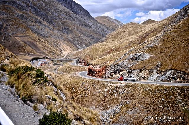 KLR 650 Trip Peru 31