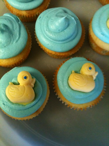 Quackers for White Chocolate
