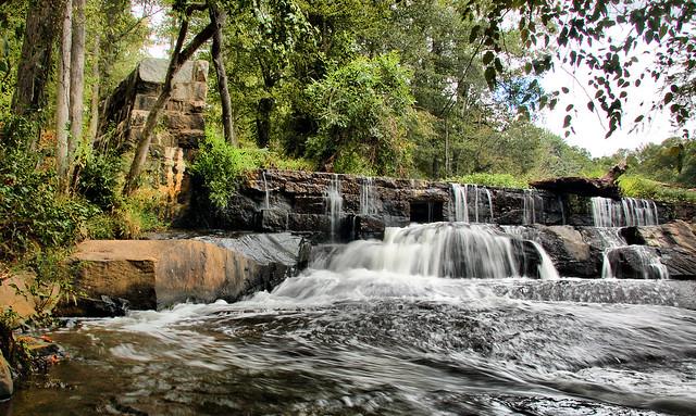 Cedar Falls Dam 1