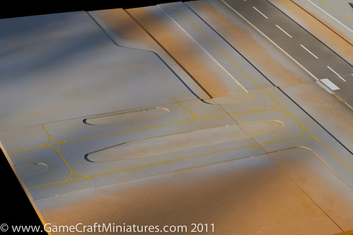 Work in progress - 1/285th Scale Airport