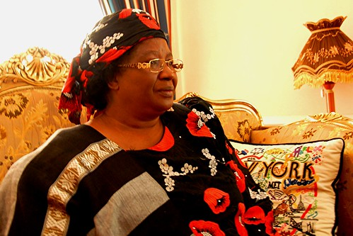 UPDATED: Update on situation in Malawi: Joyce Banda is President