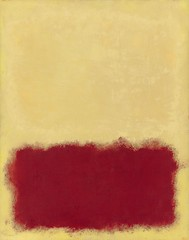 Untitled, 1958, by Mark Rothko