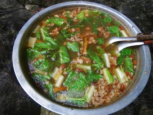 養生羊肉湯