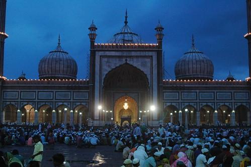 Eid - Ramadan - Turkman Gate to Jama Masjid