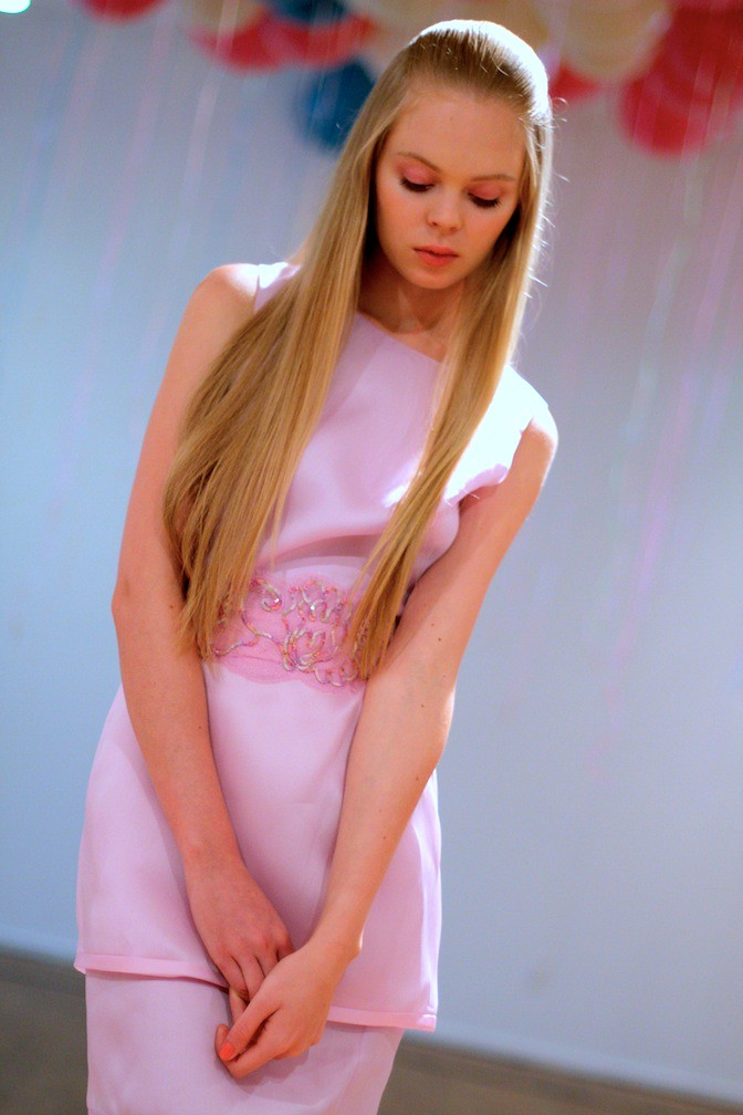 Sneak Peek: Yuna Yang S/S 2012
