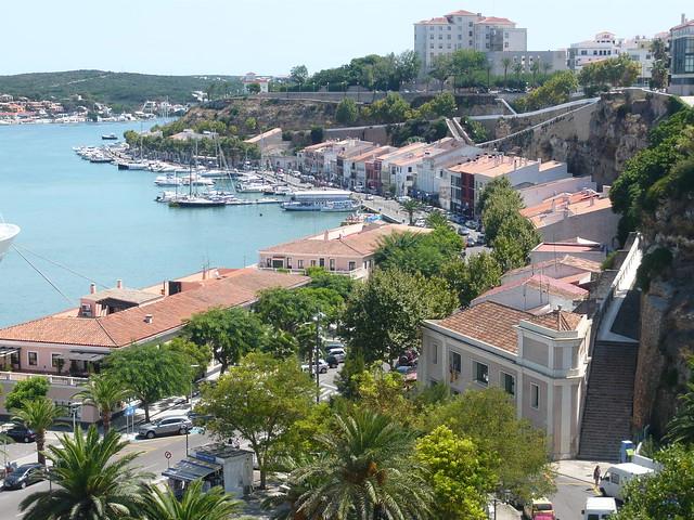 vacanze a Minorca coi bambini - Mahon