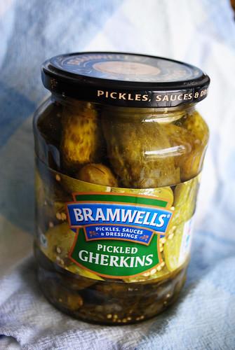 Bramwells Pickled Gherkins