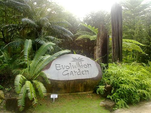 Patrimonio de la Humanidad en Asia y Oceanía. Singapur. Jardín Botánico.