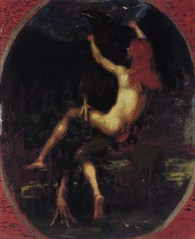 Ganymed, 1887, by Hans von Marées