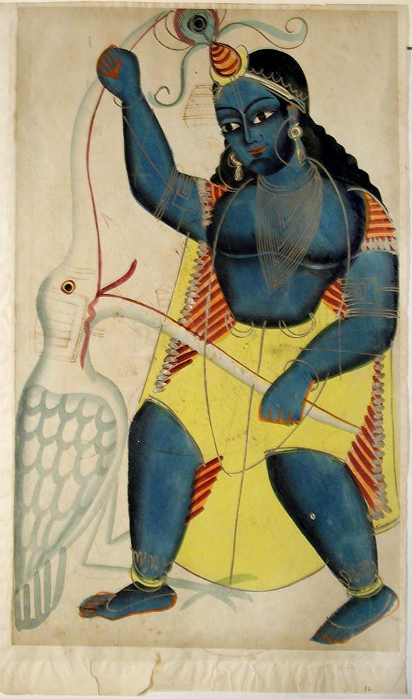 krishna art stories