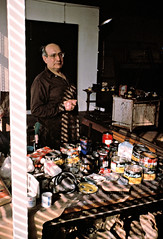 Rothko in his Studio, New York, 1964, by Alexander Liberman