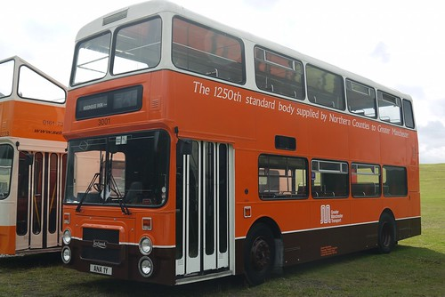 Leyland Olympian, ANA 1Y, Greater Manchester Transport