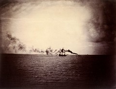 The Steamship, 1856-9, by Gustave Le Gray