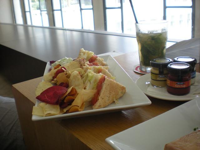 BLT sandwich - Dolce Sitges