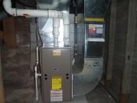 Gas Furnace install   Flickr - Photo Sharing!