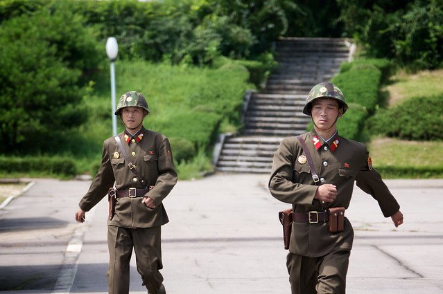 Demilitarized Zone - North Korea