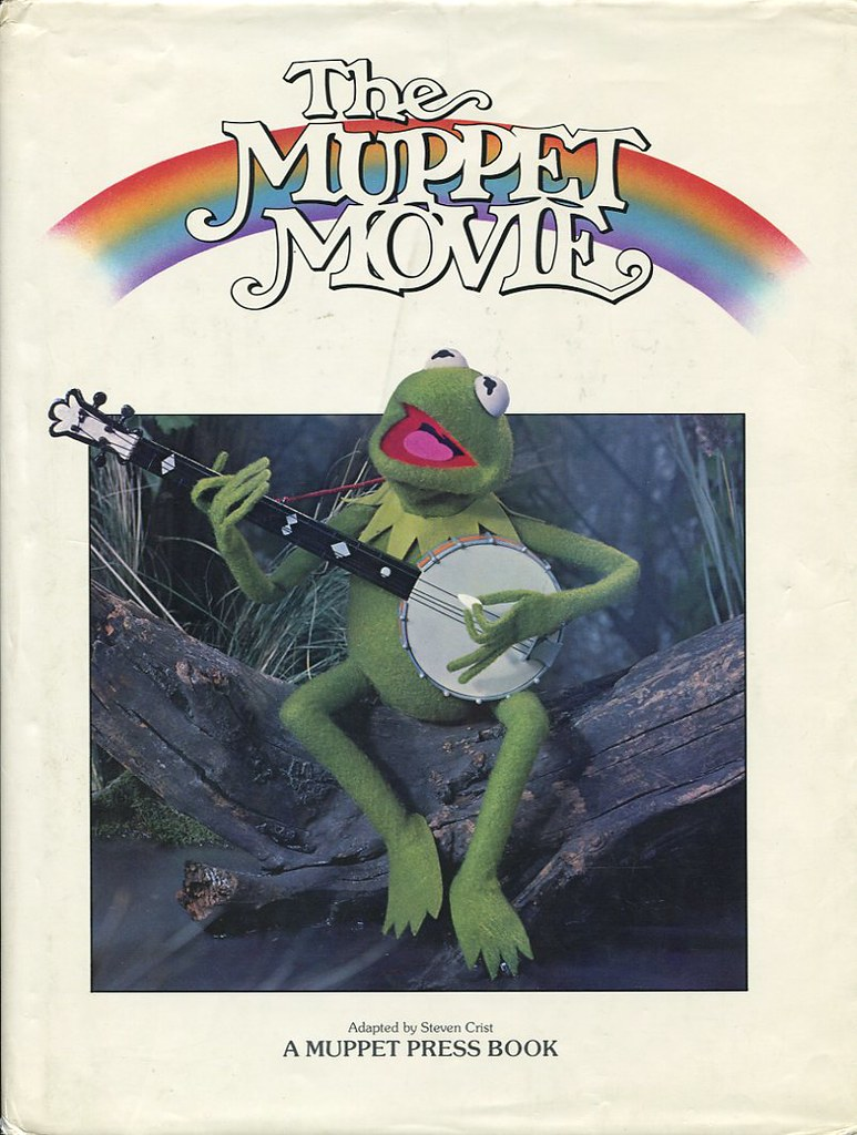 Muppet Movie press book