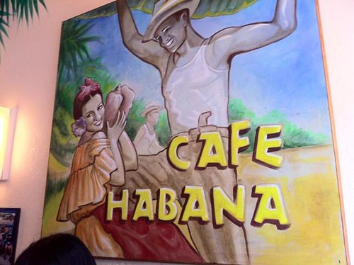 Cafe Habana - East Village Spanish Tapas