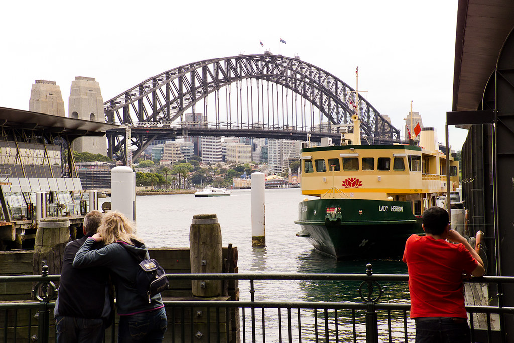 Bridge & Ferry