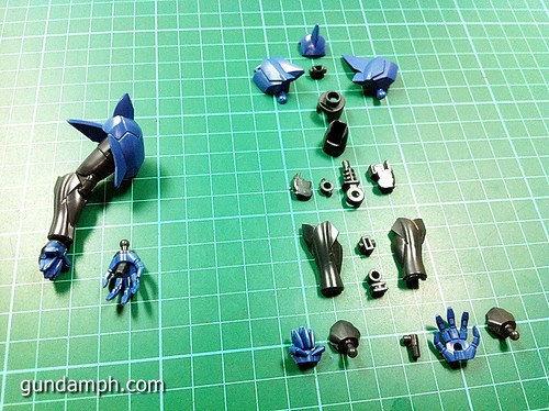 HG 144 Gafran OOB Review - Gundam AGE (29)