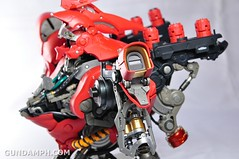 Formania Sazabi Bust Display Figure Unboxing Review Photos (109)