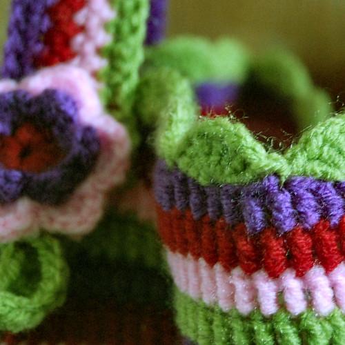 studio paars crochet bag lucy attic24 haken gehaakte tas