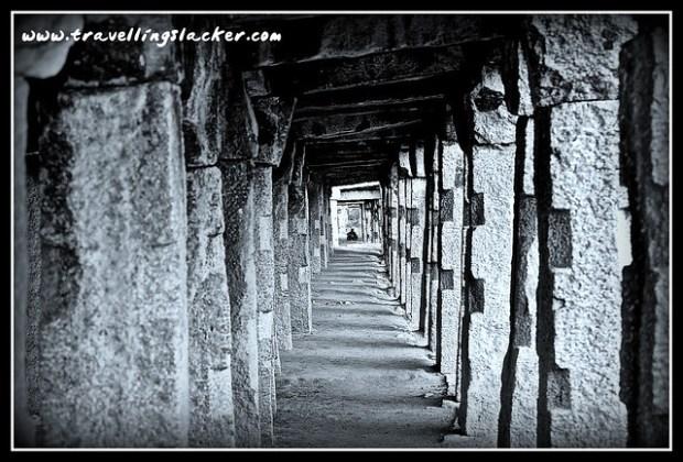 Hampi: Ancient Market