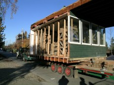 Moving the Neutra house