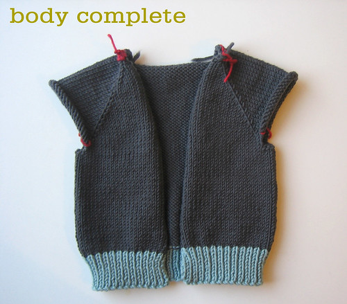 17cdc35f4 Sweater Techniques Series   Gramps baby cardigan