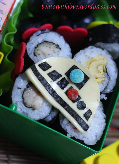 Star Wars R2D2 Bento
