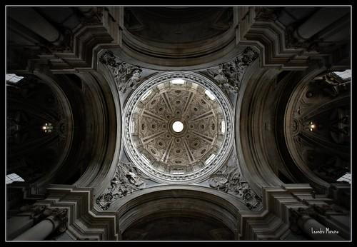 Domo da Igreja de São Martinho e São Lucas