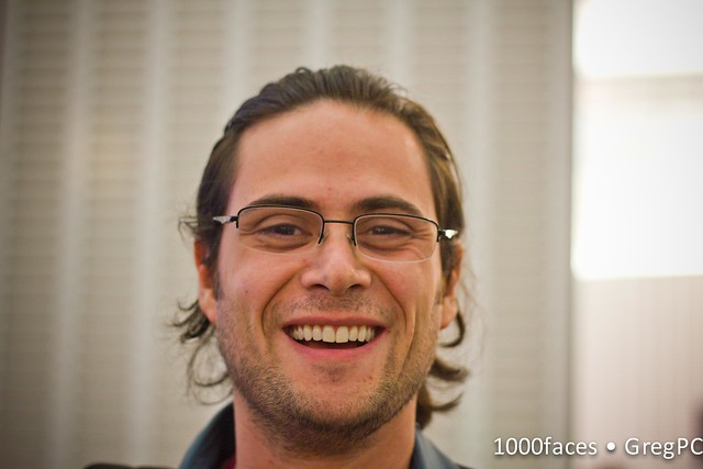 Face - smiling mat at MIT