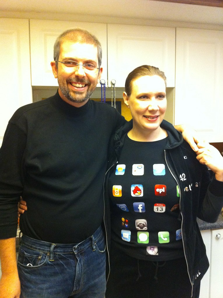 Steve Jobs and iPhone