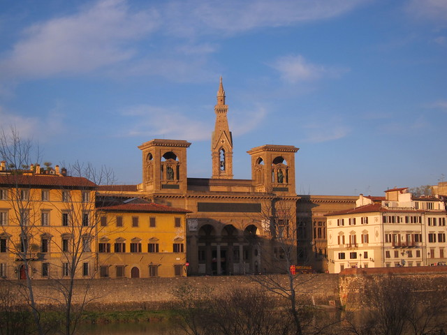 biblioteca nazionale di firenze (National Central Library) by asianfiercetiger