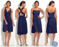 Convertible Bridesmaid Dresses - So Versatile | Things ...