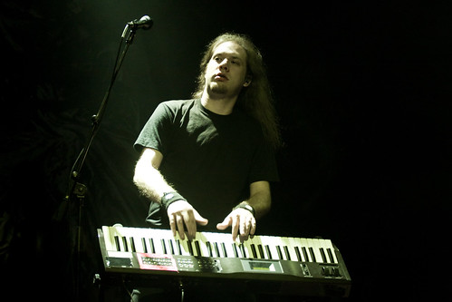 Janne Wirman - Children of Bodom Live in Singapore