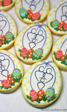 Kalem Photography Easter cookies