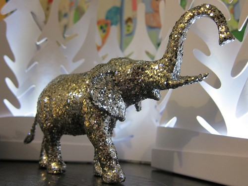 The Christmas Elephant