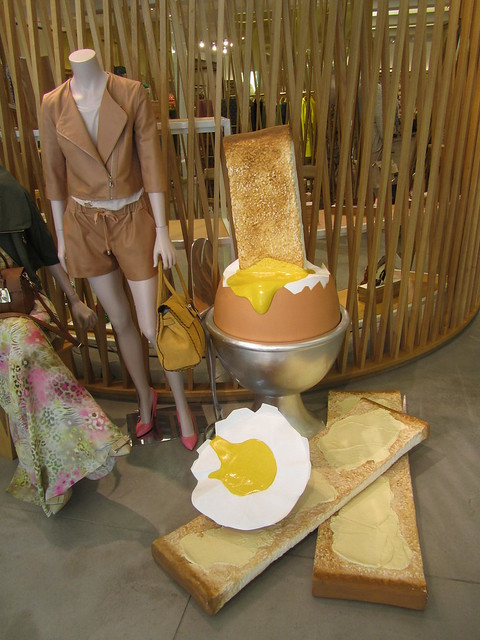 207 - Egg & Soldiers by Mulberry