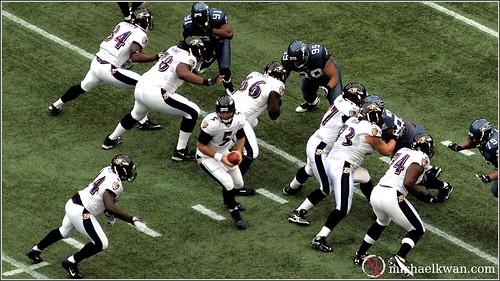 Baltimore Ravens at Seattle Seahawks (2 of 5)