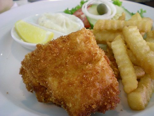 MeltingPot fish and chips