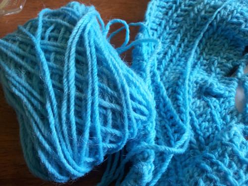 Nanna's mystery yarn
